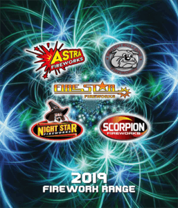 Wholesale Fireworks Catalogue | Chestnut Trading